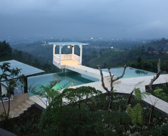 Rekomendasi Hotel di Lembang Dengan Pemandangan Alam yang Menakjubkan