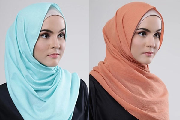 hijab simple anak kuliahan