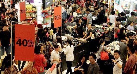 8 Tempat Belanja Murah di Bandung