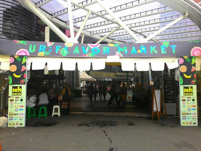 Ketika Blogger Bandung Menghadiri Acara Ur Flavor Market di Trans Studio Mall