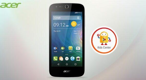 Acer Liquid Z320, Rekomendasi Smartphone Terbaik yang Aman untuk Anak
