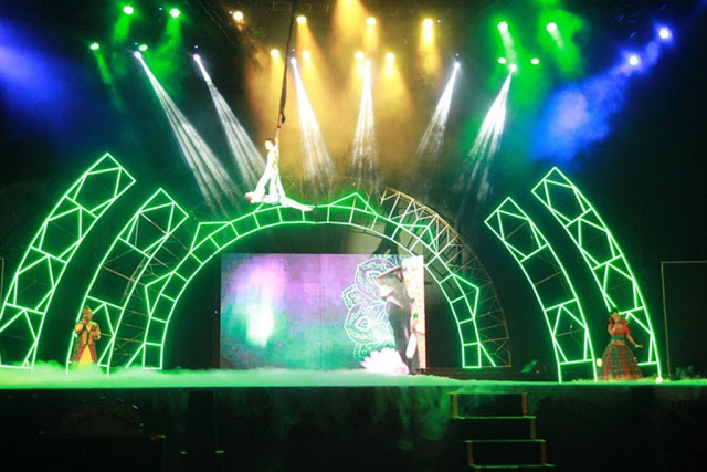 The Book of The World, Sirkus yang Tawarkan Sensasi Akrobatik Menegangkan di Trans Studio Bandung