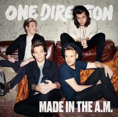 Deretan Lagu Terpopuler Dan Ngehits One Direction