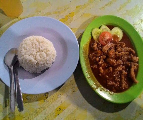 Sari Laut Seafood, Tempat Makan Seafood Murah dan Enak di Bandung
