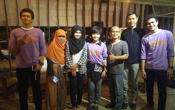 "Acara Meet & Greet Bareng Pemain Film ""Ketika Mas Gagah Pergi"" di Bandung"