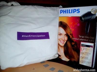 Philips KeraShine Hairdryer HP8119, Solusi Terbaik untuk Rambut Cantik