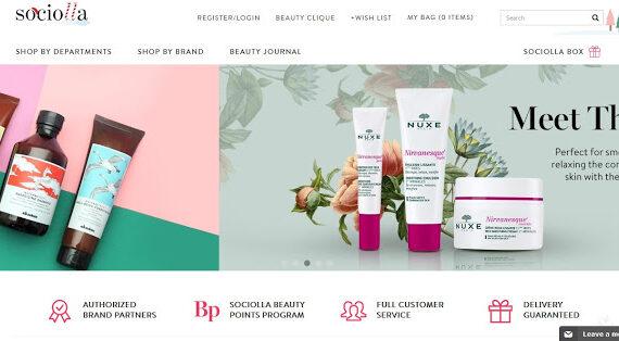 Sociolla, Rekomendasi Online Beauty Shop Terpercaya Di Indonesia