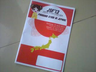 Japan Study Fair 2013