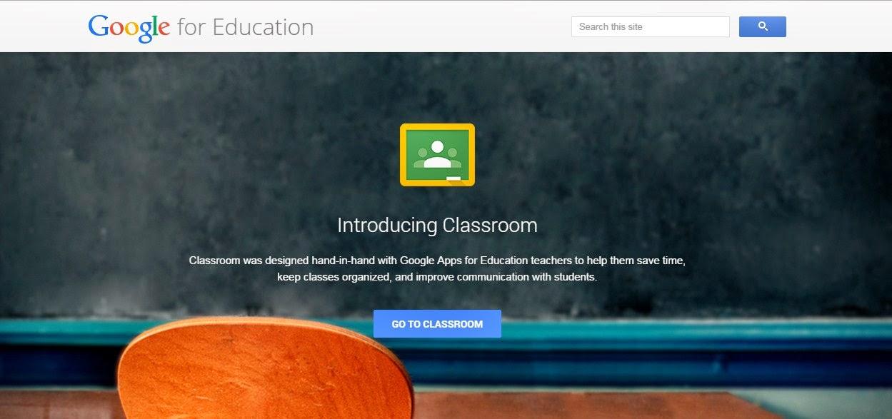 Google Classroom, Ruang Kelas di Dunia Maya