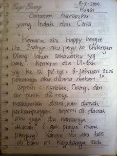 Nostalgia Diary Lama