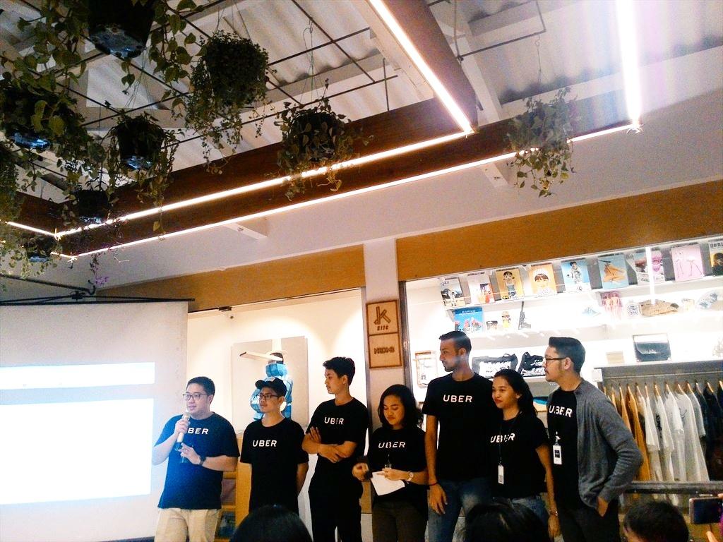 4 Alasan Tak Terbantahkan Tentang Nyamannya Menggunakan Uber di Bandung