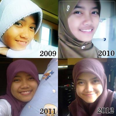 Mengingat Kembali Perjalanan Foto Selfie Widya Herma Dari Tahun 2009 – 2016