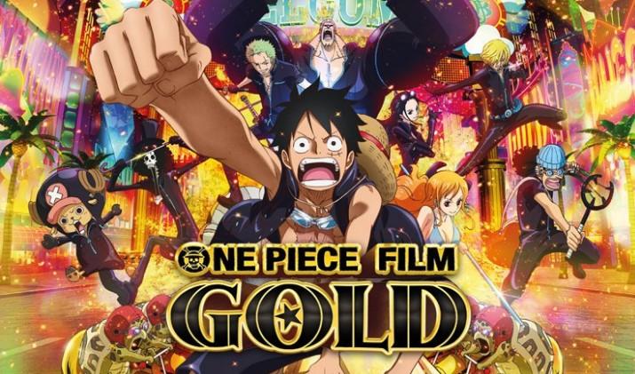 One Piece Dari Manga Ke Layar Lebar