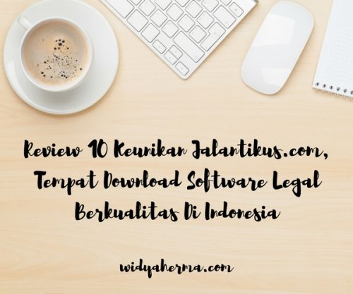 Jalantikus.com, Tempat Download Software Legal Berkualitas