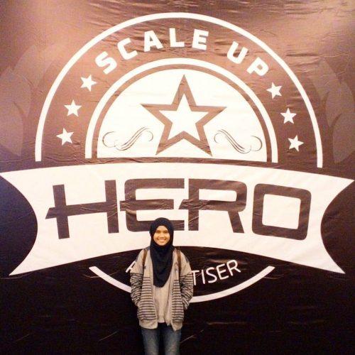 Acara Scale Up Hero di Jakarta
