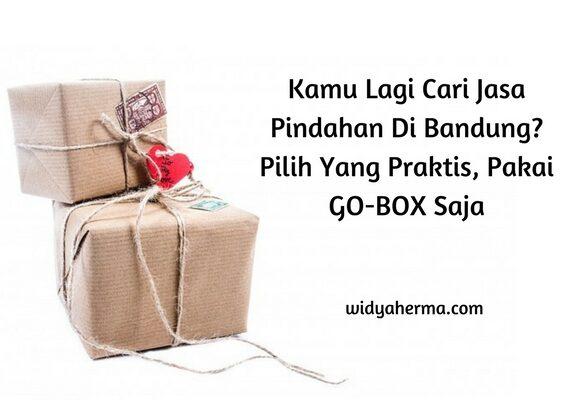 Kamu Lagi Cari Jasa Pindahan di Bandung? Pilih Yang Praktis, Pakai GO-BOX Saja
