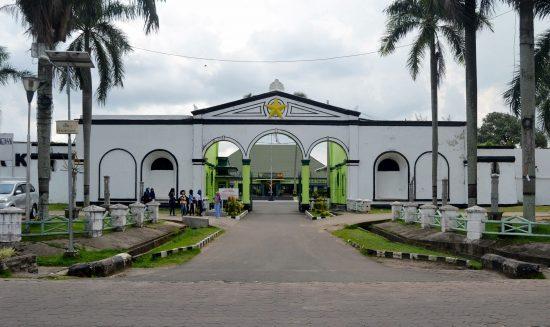 Benteng Kuto Besak Palembang