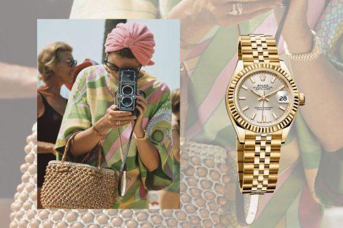 6 Jam Tangan Ikonik dan Para Wanita yang Membuatnya Terkenal