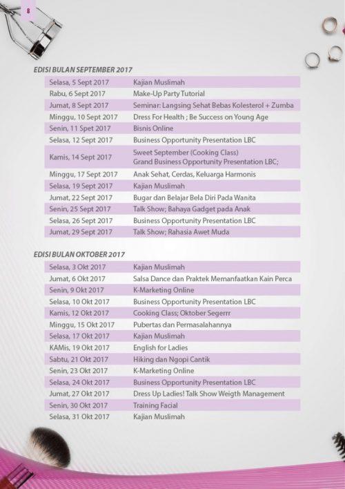 Daftar Program Rumah Cantik K-link Bandung