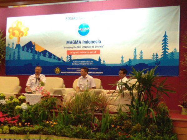 9 Kelebihan Magma, Aplikasi Buatan Indonesia Untuk Pantau Bencana Geologi