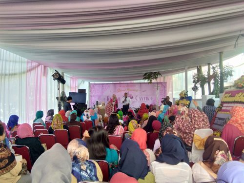 Kejutan Istimewa dari Rumah Cantik Ladies Beauty Club K-link Untuk Para Wanita