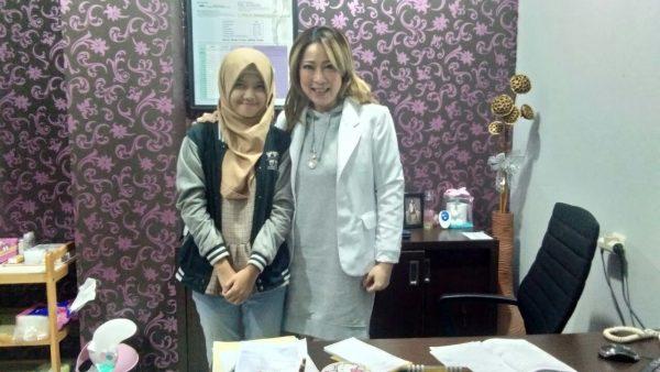 Akhirnya Nyobain Perawatan Ultrasound Nutrisi di DF Clinic Bandung