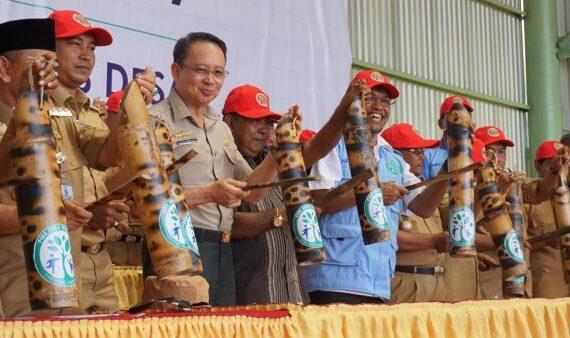 Program Desa Bebas Api Dari APRIL Indonesia Mampu Menekan Kebakaran Pada 2017