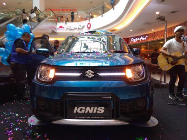 10 Keunggulan New Suzuki Ignis Sport Edition, Bukti Kalo Mobil Sport Ini Memang Keren!