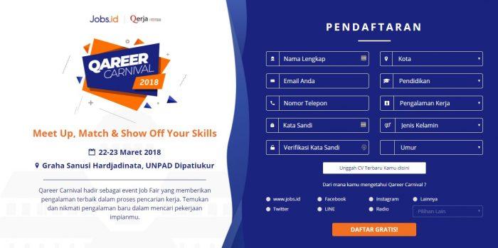 Bursa Lowongan Kerja Bandung