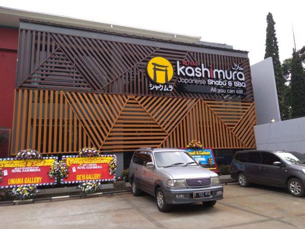 Pengalaman Kulineran di Restoran Jepang Royal Kashimura Bandung