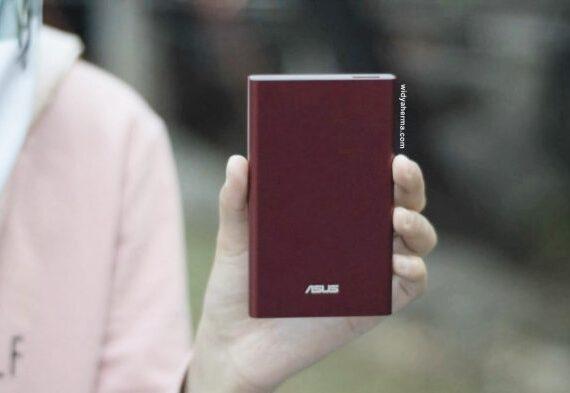 Review Si Cantik Power Bank Asus Zenpower Slim 6000 mAh