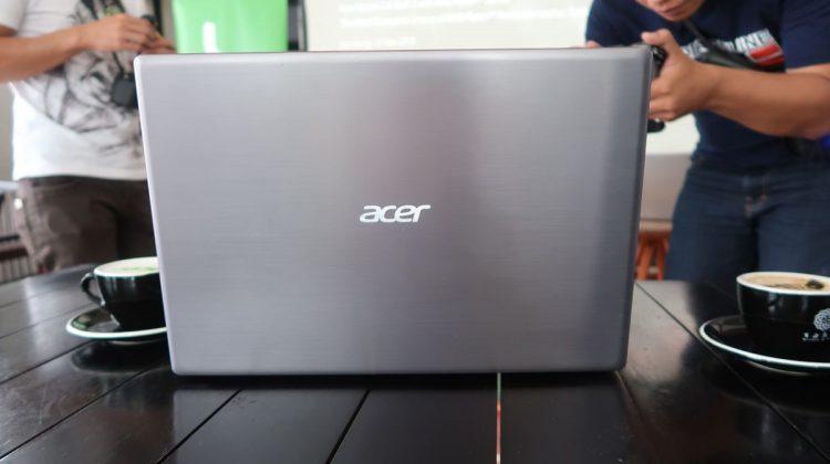Acer Swift 3 Laptop ultrathin