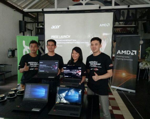 Acer Aspire 3& Swift 3 AMDRyzenSeries, Laptop Untuk Main Game