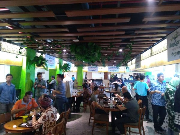 Food Court Greko Creative Hub
