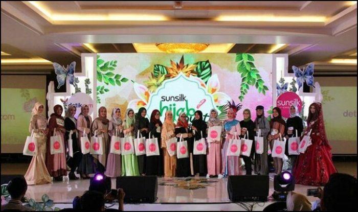 Sunsilk hijab hunt 2018 bandung-min
