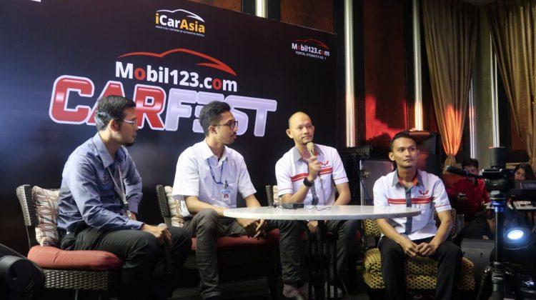 Carfest Mobil123 Bandung
