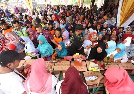 Bazaar Rakyat Tahunan Sinar Mas di Bulan Ramadhan