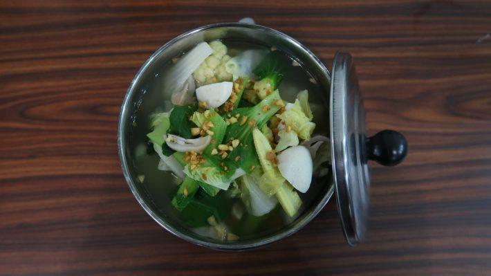 sayuran di mammam buah batu bandung