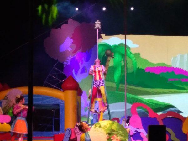 sirkus di bandung
