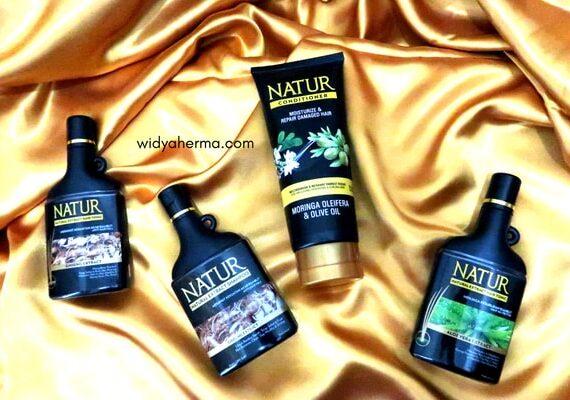 Cara Mengatasi Rambut Rontok Dalam 14 Hari, Dengan Natur Hair Care