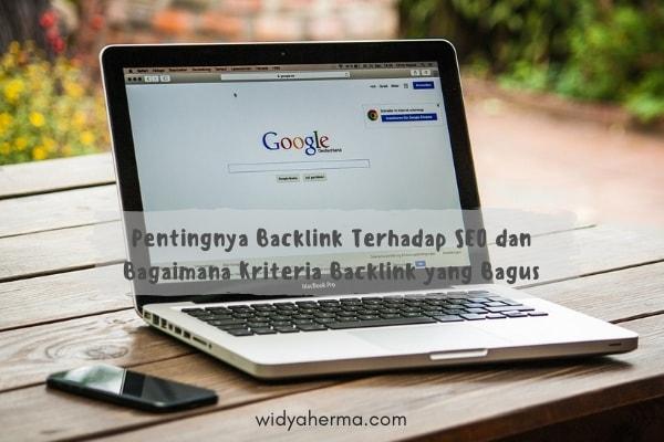 Pentingnya Backlink Terhadap SEO dan Bagaimana Kriteria Backlink yang Bagus