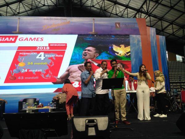 Dialog Nasional ke 36 Untuk Indonesia Maju dan Sejahtera