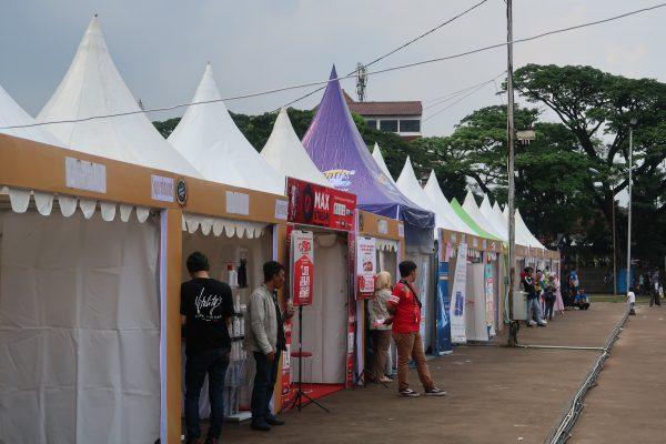 tenda di smart festival 2018