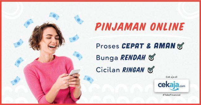 Pinjaman Online Cek Aja