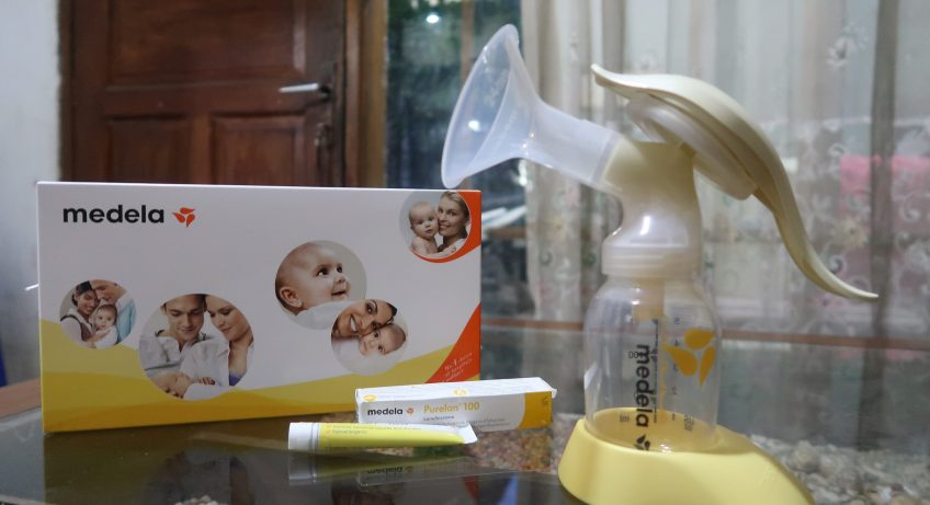 Kelebihan Pompa ASI Medela Harmony (2 Phase Manual Breastpump)