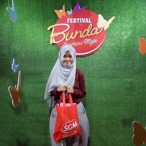 Serunya Datang ke Festival Bunda Generasi Maju di Bandung
