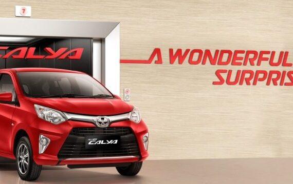Desain Eksterior dan Interior Toyota Calya 2019