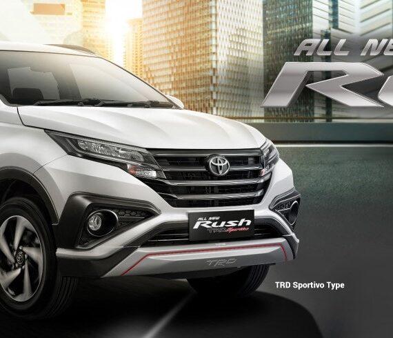 Kelebihan New Toyota Rush Dibanding Pendahulunya