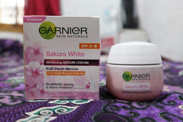 Whitening Serum Cream Garnier