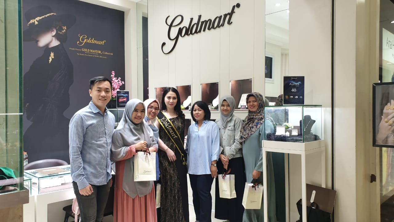 Aura Collection by Goldmart, Inspirasi dari Cantiknya Fenomena Aurora